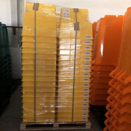 Polyethylene Step Stool Stackabl Yellow Color For High Place Reach